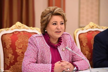 Матвиенко предложила перенести работу комитетов ООН из США в Европу