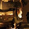 Пожар под Харьковом угрожает железнодорожным перевозкам