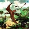 Динозавры, чтобы пережить похолодание, рыли норы