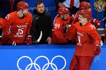 В четвертьфинал с первого места: российская сборная по хоккею всухую разгромила команду США