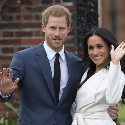 Принц Гарри и Меган Маркл отказались от королевских обязанностей