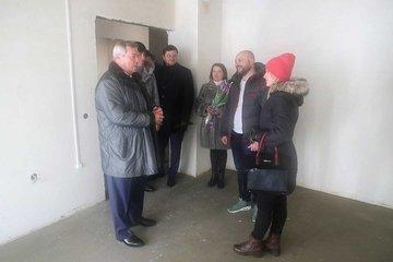 В Ростове-на-Дону 77 обманутых дольщиков получили жилье