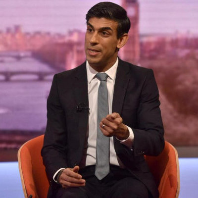 Новым министром финансов Британии стал Риши Сунак