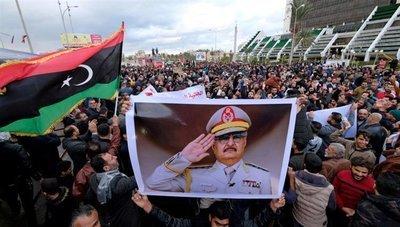 Хафтар пообещал ливийцам изгнать террористов из страны