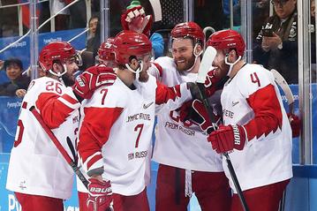 Сборная России по хоккею обыграла Чехию и триумфально вышла в финал
