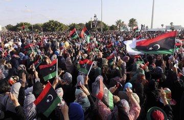 В Бенгази пройдет масштабное шествие против турецкого вмешательства