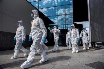 В США прогнозируют ухудшение ситуации с коронавирусом