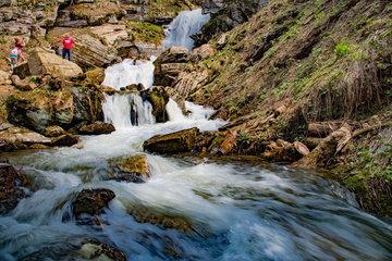 В Сочи открылся Парк водопадов