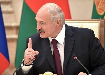 Лукашенко заявил, что коронавирус можно вылечить мёдом