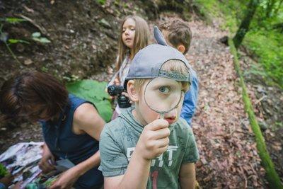 Новый формат детского отдыха появился в горах Сочи