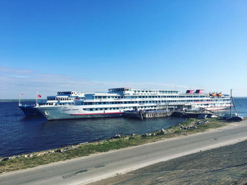 На круизном теплоходе в Нижнем Новгороде обнаружили коронавирус