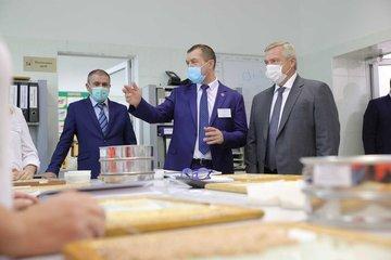 Ростовская область достигла рекордов по урожайности