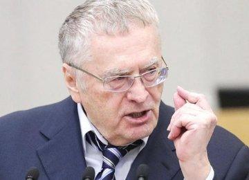 Жириновский планирует организовать в Москве митинг в поддержку Фургала
