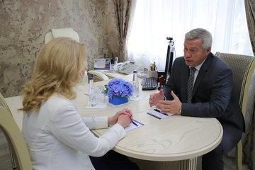 В Ростове-на-Дону для детей с заболеваниями костного мозга построят новый хирургический центр