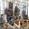 В центре Москвы задержаны около 150 трудовых мигрантов