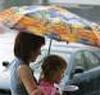 В середине недели Москву ожидают проливные дожди