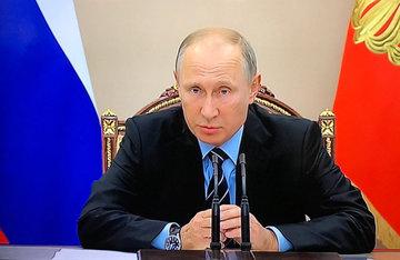 Путин поблагодарил педагогов за работу в период пандемии COVID-19