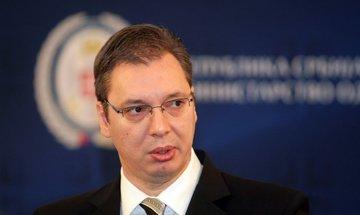 Вучич заявил, что Сербия не будет вступать в НАТО