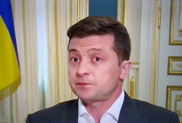 Президент Украины Владимир Зеленский заразился COVID-19