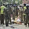 На Шри-Ланке террорист-смертник взорвал митинг