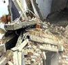 Обрушение дома в Астрахани произошло из-за перепланировки квартир