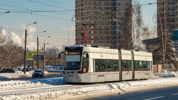 В Волжском загорелся трамвай с пассажирами
